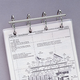 Storage Rings (for Loose-Leaf Terminal Procedure Publications/Approach Plates)
