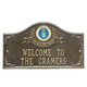 Personalized United States Air Force Wall Plaques