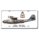 Catalina I License Plate Cover
