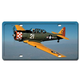 SNJ-5 License Plate Cover
