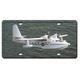 Albatross License Plate Cover