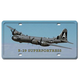 B-29 Superfortress License Plate Cover