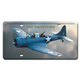 SBD Dauntless License Plate Cover