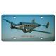 Beechcraft License Plate Cover