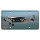 TriMotor License Plate Cover