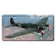 Heinkel III License Plate Cover