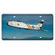 F-86 Sabre License Plate Cover