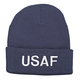 Embroidered USAF Knit Cap