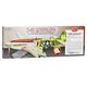 P-51 Mustang Large WWII Balsa Wood Fighter Model Kit