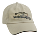 B-17 Flying Fortress WWII Aircraft Printed Cap