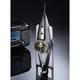 1950s Rocket Clock