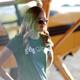 flyGIRL Tri-blend Women's T-Shirt