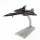 Smithsonian SR-71 Blackbird Die-Cast Model