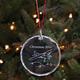 2016 Sporty's Crystal Christmas Ornament