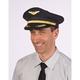 Gold Airline Captain's Cap