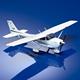 Limited Edition Sporty's Cessna 172 Skyhawk Die-Cast Model