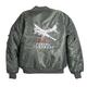 Embroidered MA-1 Flight Jackets