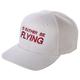 I'd Rather Be Flying Cap (White)