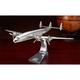 TWA Super Connie Aluminum Model