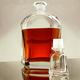 Bormioli Rocco Capitol Whiskey Liquor Decanter - 23.75 oz - Italian Made