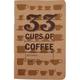 33 Cups of Coffee Tasting Notebook