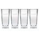 Sterling Hi Ball Glasses- Set of 4 (Free Personalization)