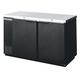 Beverage Air Back Bar Refrigerator - Two Door - 23.8 Cubic Feet