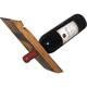 Handmade Wooden Single Wine Bottle Holder
