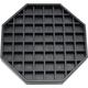 Coffee Countertop Octagon Drip Tray - 6