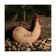 Personalized Leather Bota Wine Bag