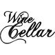Wine Cellar 3D Lettering Metal Bar Sign