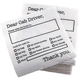 Dear Cab Driver Cocktail Bar Napkins - Pack of 100