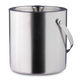 Behind The Bar® Stainless Steel Double Walled Ice Bucket - 3 Quarts