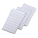 Lint-Free Glassware Bar Towels - Set of 3