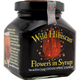 Wild Hibiscus Flowers in Syrup - 8.8 oz Jar