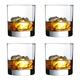 Luminarc Barcraft Straight Sided Rocks Glass - 10.5 oz - Set of 4