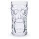 Screaming Tiki Glass Mug - 16 oz