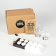 Scotch Whisky Connoisseur Kit - 2 Glasses, Tasting Book, Water Dropper & Ice Ball Tray