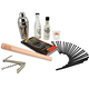Mixologist Basic Starter Bar Set - Includes Tools & Ingredients