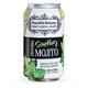 Powell & Mahoney Sparkling Original Mojito Cocktail Mixer - 12 oz Cans - 4-Pack