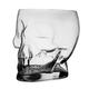 Glass Skull Ice Bucket & Punch Bowl - 3 Quarts