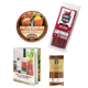 Bloody Mary Must Haves Mini Pack - Includes Demitri's Classic Mix, Bacon Rim Salt, Meat Straws, & Recipe Book