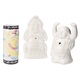 Classic Hibachi Ceramic Tiki Mugs - Set of 3
