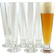 Bormioli Rocco Palladio Footed Pilsner Beer Glasses - 13 oz - Set of 6