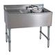 Stainless Steel Bar Sink - 36