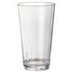 Acrylic Beer Pint Glasses - Break Resistant - 16 oz