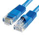 Cat5e Ethernet Network Patch Cable 350 MHz RJ45 – 5 Feet Blue