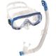 Cressi Ondina Kid's Mask Top Snorkel Package