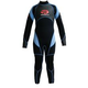 Pinnacle Venture 3mm Kids Jumpsuit, Black/Marine Blue