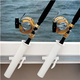 Roll-Control Starboard Fishing Rod Holder (TA-85S)